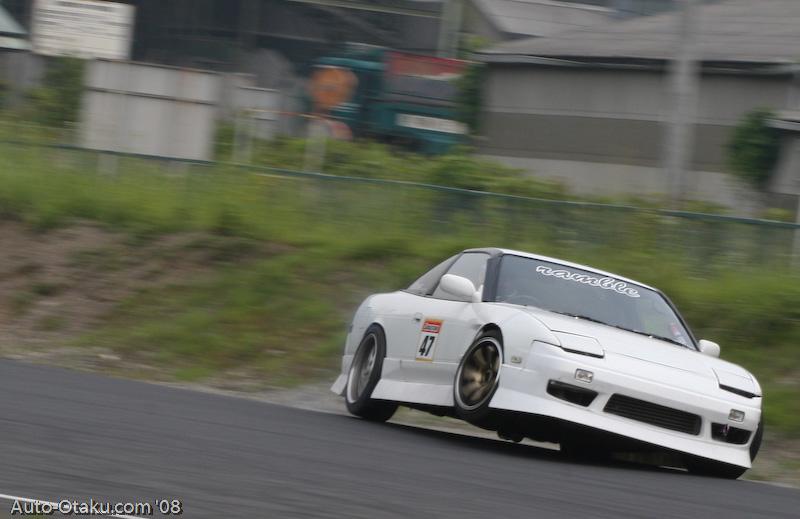 97. Zdjęcia #023: Nissan S13 (180SX / 200SX / 240SX). 日本車 日産 staryjaponiec blog