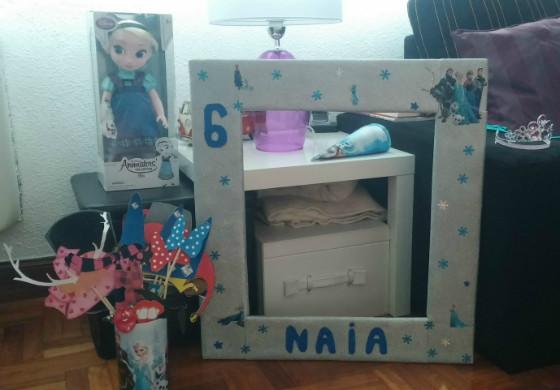 imagen_frozen_cumpleaños_casa_niña_azul_hielo_organizar_burgos_bilbao_fotocall
