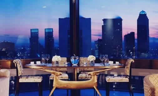 Gambar kamar hotel dengan harga termahal di New York Amerika Serikat