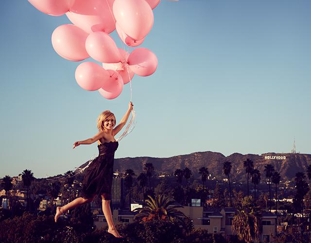 Hayden Panettiere en Cosmopolitan Magazine