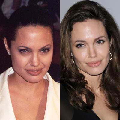 Angelina Jolie Twins