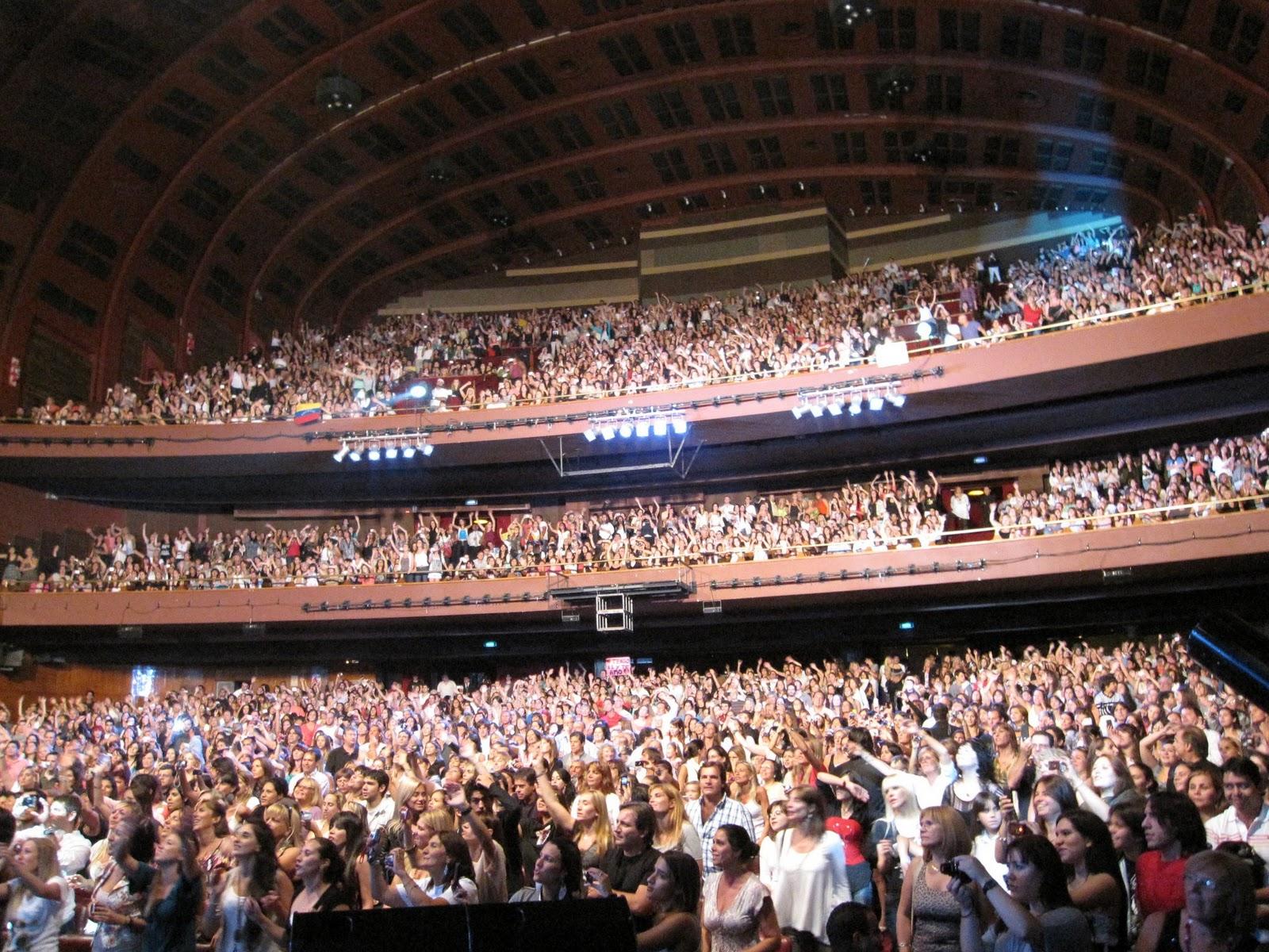 Concierto en Madrid,Teatro Arteria Coliseum (24/01/2012) [ENTRADAS AGOTADAS] Coliseum
