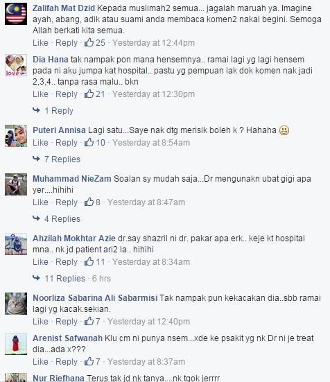 """""""Kau Tu Bini Orang, Jangan Nak Jadi Betina Sundal Gatal Merayu Nak Bersalin Depan Jantan Lain!"""" – Amran Fans"""