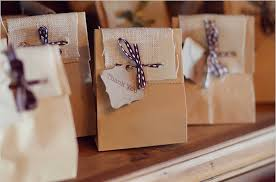 Wedding Favor Bags Picture