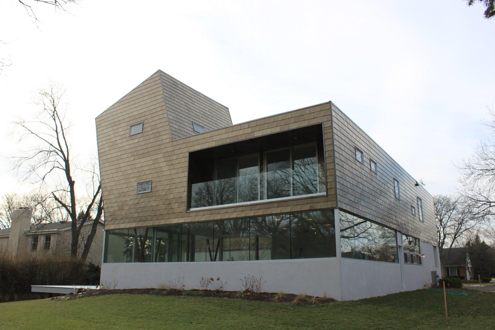 3ccChicago: Green Building New Construction Exteriors  #4C667F