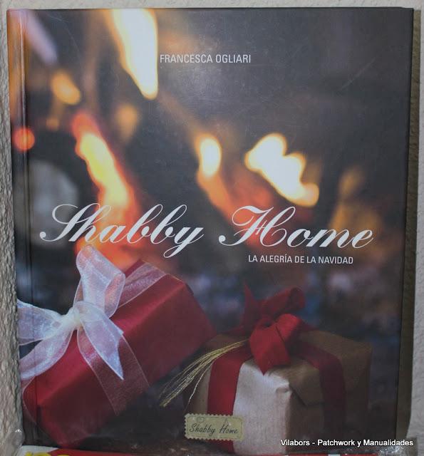 Libros de Patchwork y Quilt (Shabby Home de Francesca Ogliari) - Vilabors