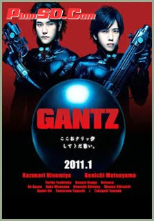 Gantz: Sinh T? Lu�n H?i - Gantz Live Action