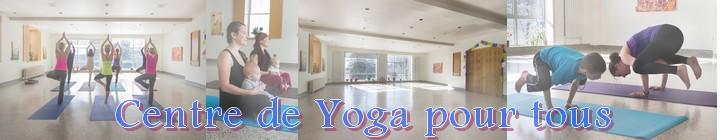 Yogathons du Centre de Yoga pour tous