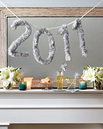 Hexafoo new year 39 s party decor - New years decoration ideas ...