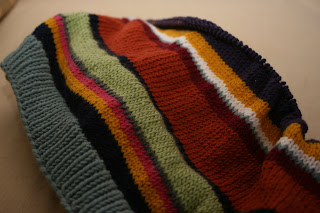 Knit Jones: Multi-Stripe