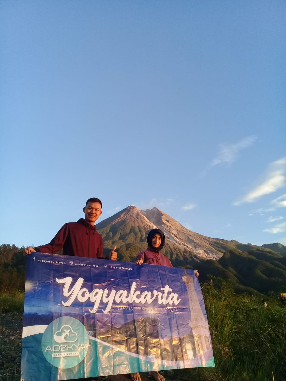 HONEYMOON TOUR JOGJA 29 JAN - 01 FEB 2019