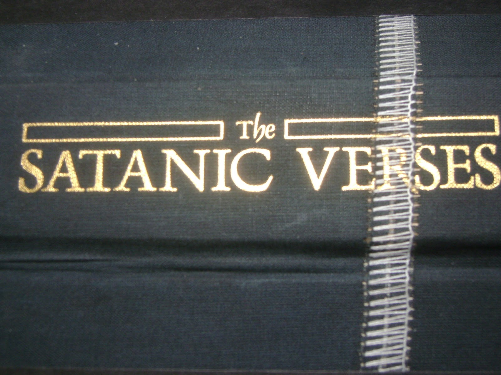 satanic verses essay