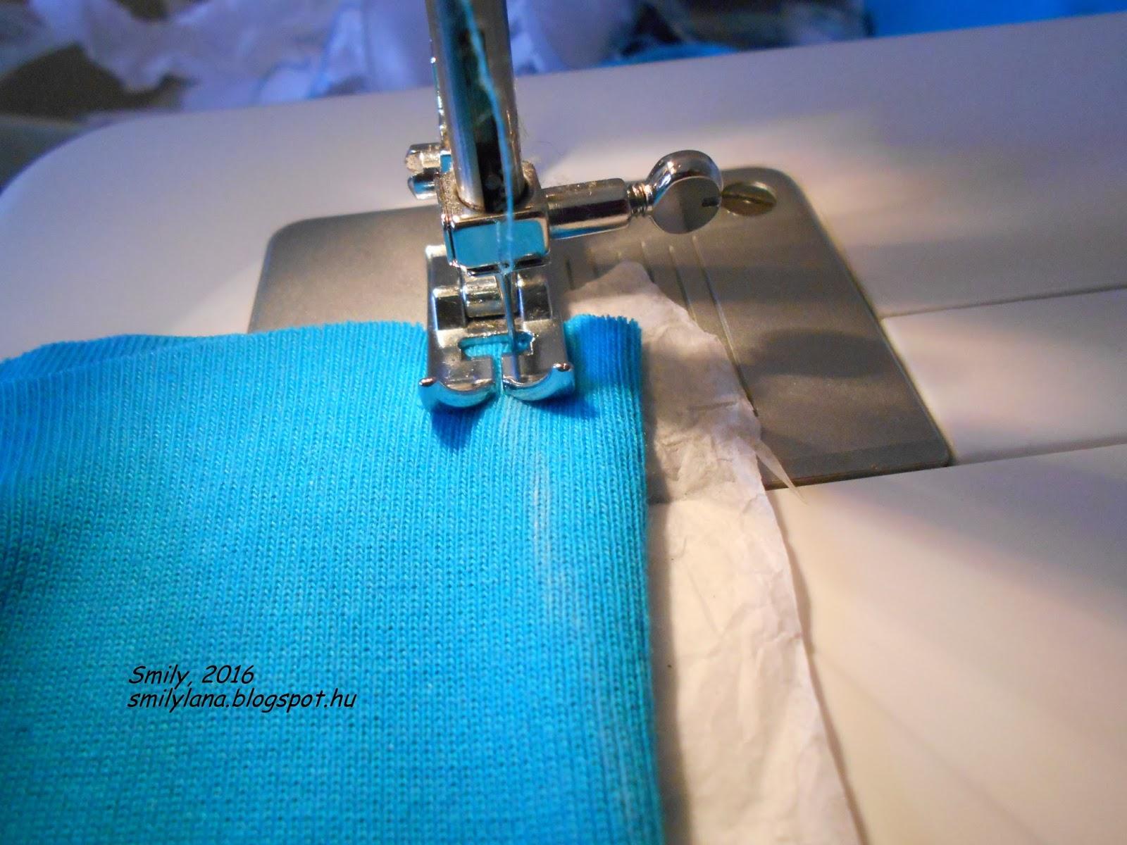 Как шить трикотаж на обычной швейной машине: все о трикотажном шве 89