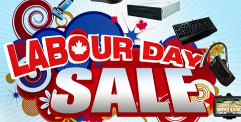 Labour Day 2014 Canadian Deals Round Up