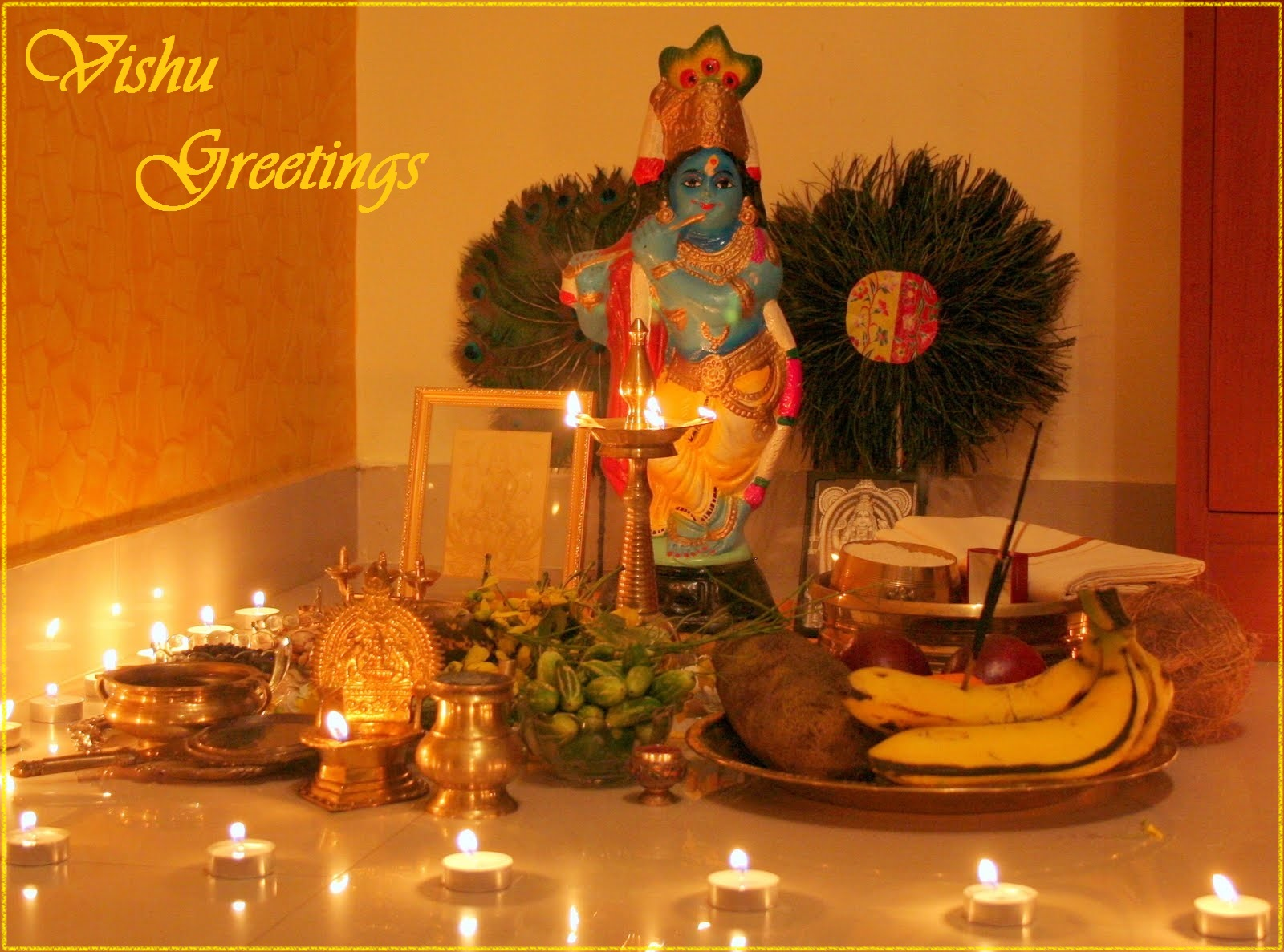 Best Happy Vishu Krishna Images, Most Popular Happy Vishu Krishna ...
