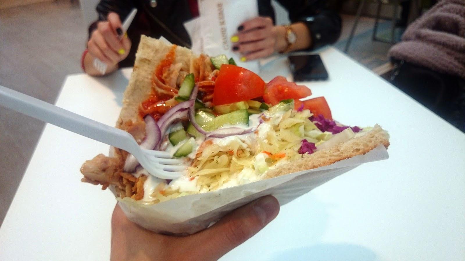 Grand Kebab Tarasy Zamkowe Lublin