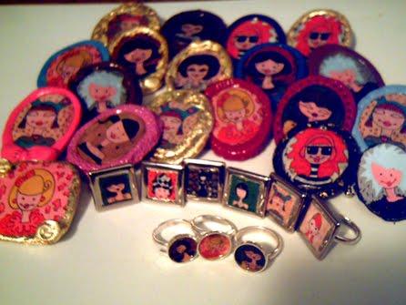 broches y anillos