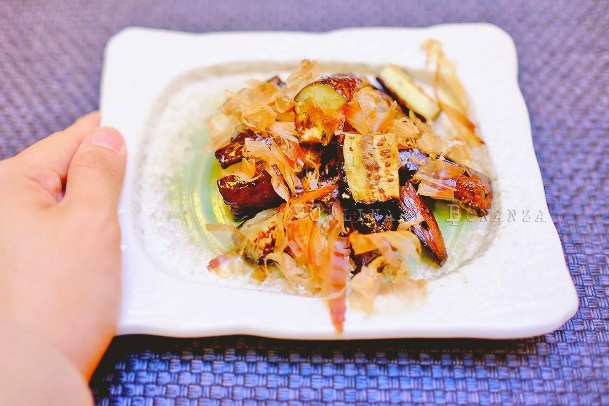 Nasubi Japanese Eggplant Robatayaki
