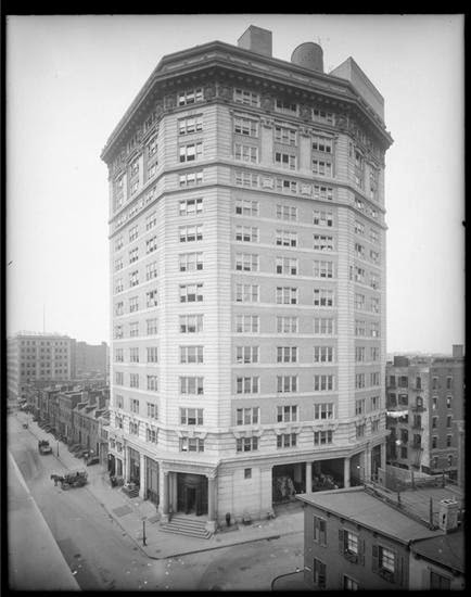 Butterick Building c. 1905 (From the Collections of the Museum of the City of New York)