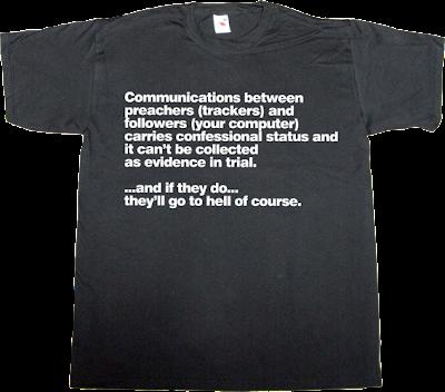 Kopimism peer to peer p2p useless religions useless copyright useless patents t-shirt ephemeral-t-shirts