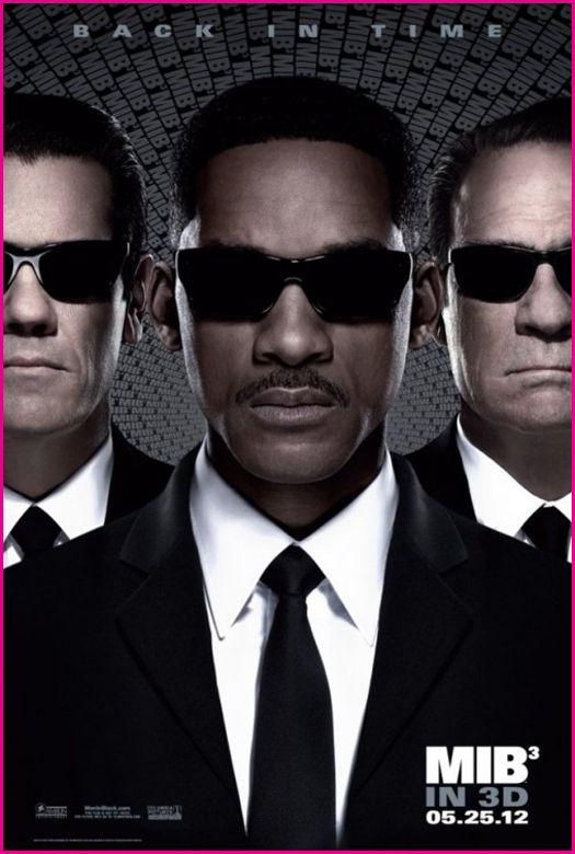 Poster Hombres de Negro 3