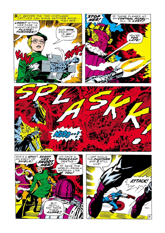 Captain America (1968) Issue #100 #14 - English 9