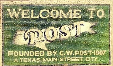 post texas history