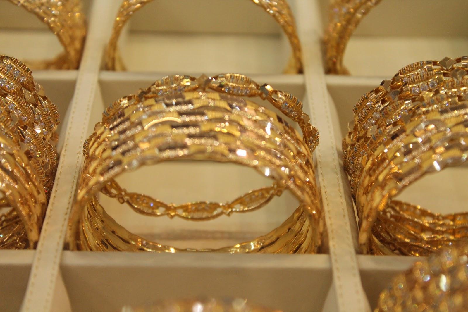 Notting Hill to Riyadh: Gold Souks Muscat & Riyadh...