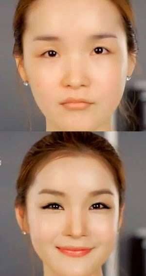 Korean Make Up Tutorial
