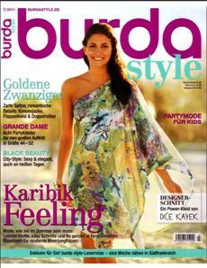 Burda Style №7 2011