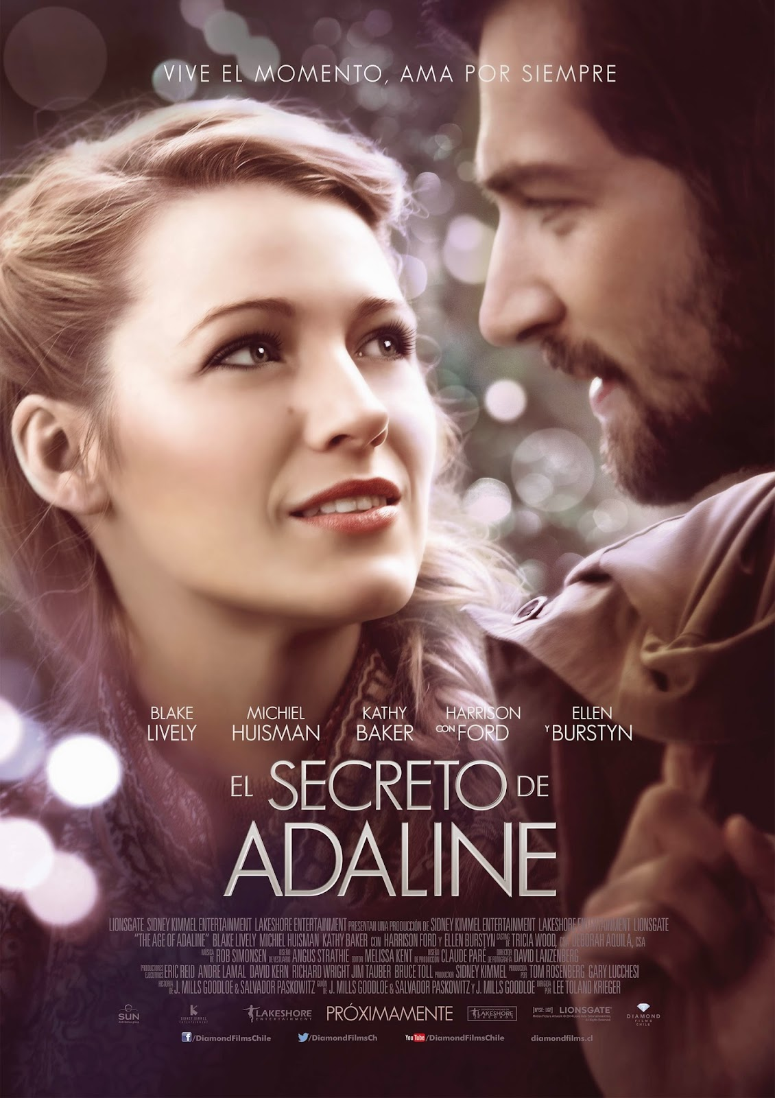 The Age Of Adaline (El Secreto De Adaline) (V.O.S) (2015)
