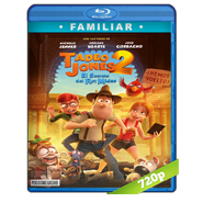 Tadeo Jones 2: El secreto del rey Midas (2017) BRRip 720p