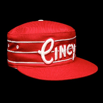http://www.homage.com/collections/headwear/products/cincy-pillbox-hat