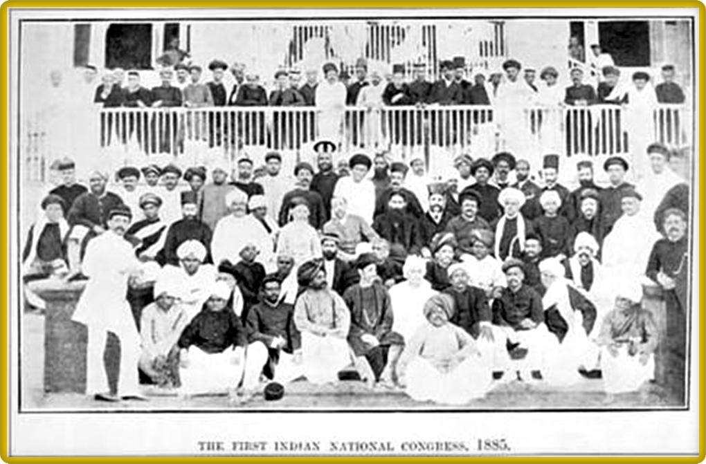 indian national congress and patriotism The indian national congress ( pronunciation (help info)) (inc, often called congress) is a broad-based political party in india founded in 1885, it was the first.