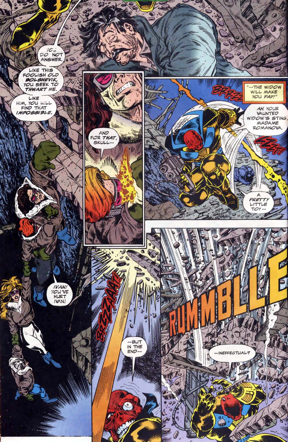 Captain America (1968) Issue #439c #391 - English 3