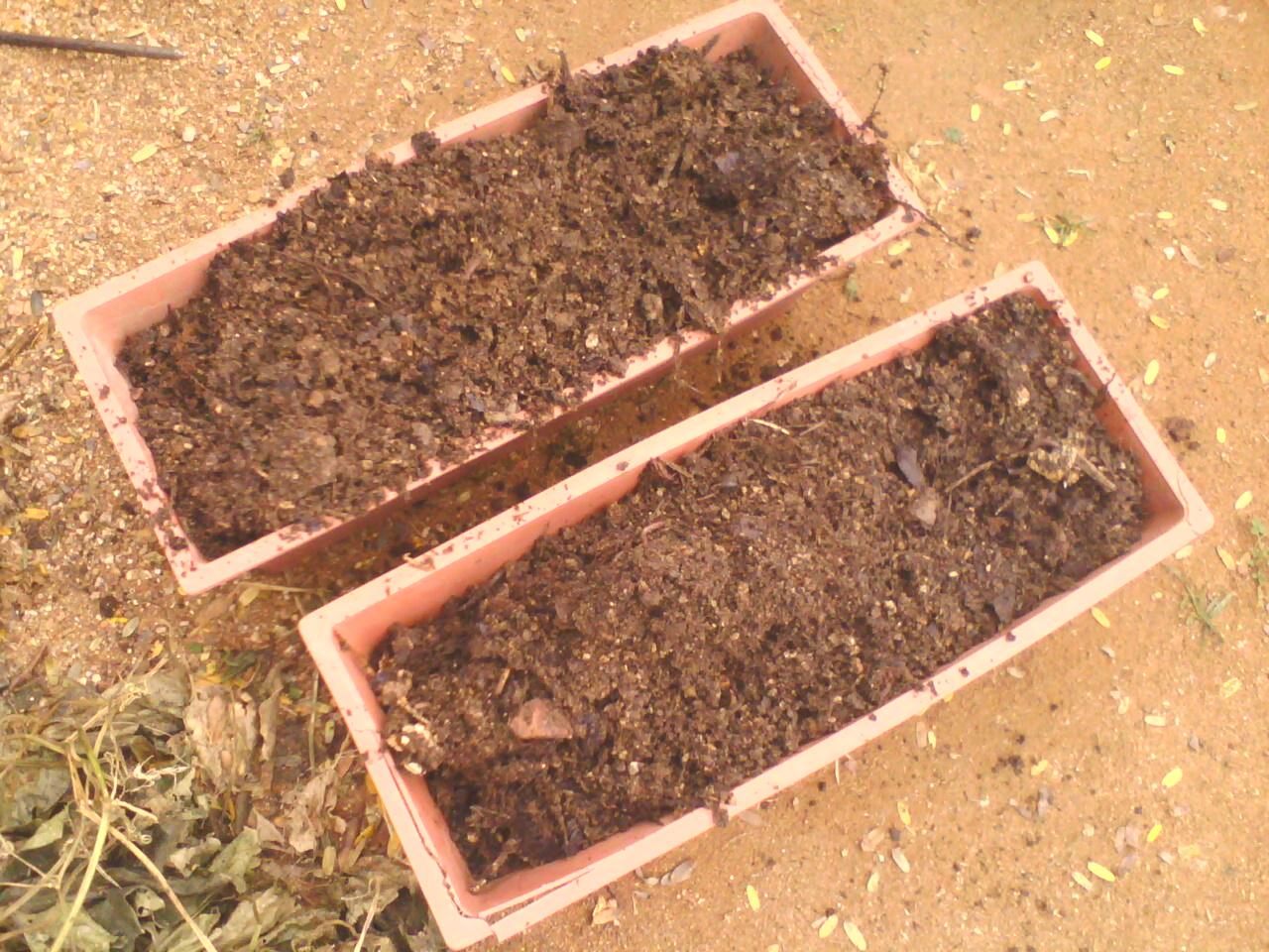 Cantinho do artesanato compostagem for Posso ipotecare terra