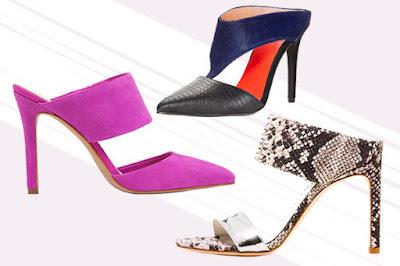 sabot mules spring summer trend primavera estate 2015 tendenza scarpe scarpe di moda primavera estate 2015