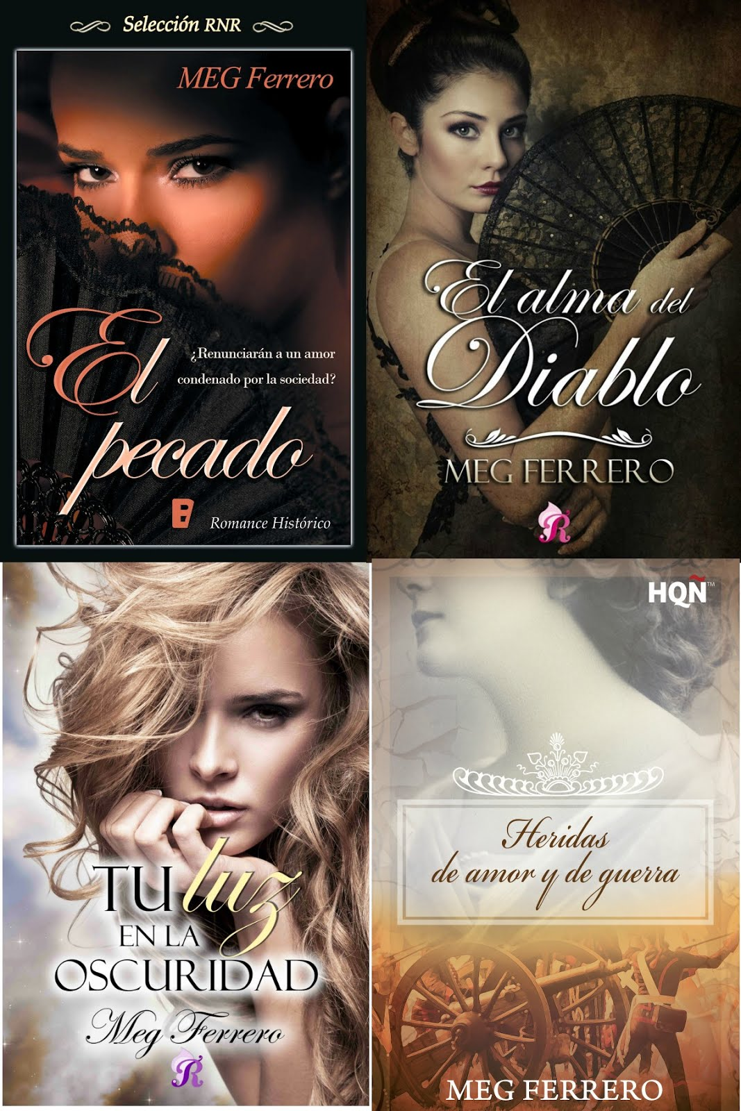 Mis novelas en amazon
