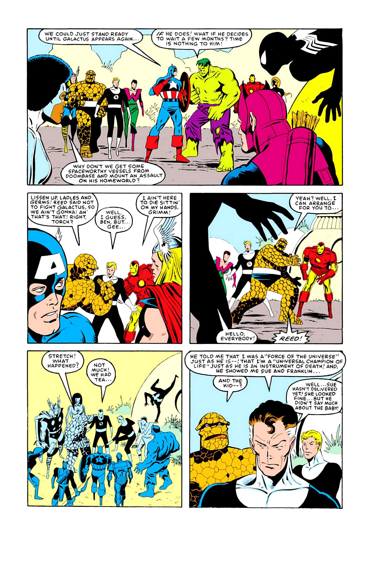 Captain America (1968) Issue #292j #217 - English 18