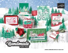"The new ""Handmade For You"" Mini Catalogue!"