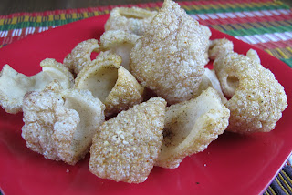 Recipe: Homemade chicarron (pork rinds)