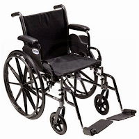 Drive Cruiser 3 Wheelchair