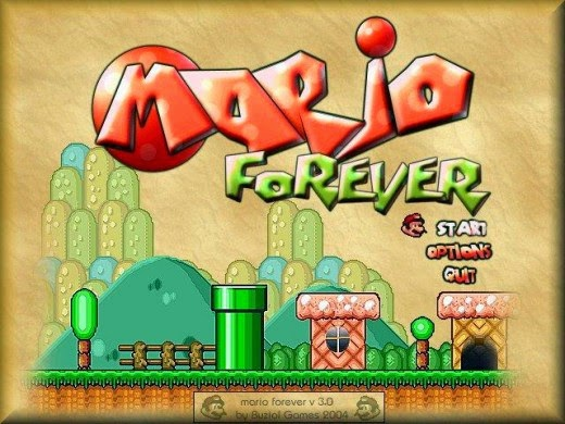 Download games Super Mario Forever 3 for PC