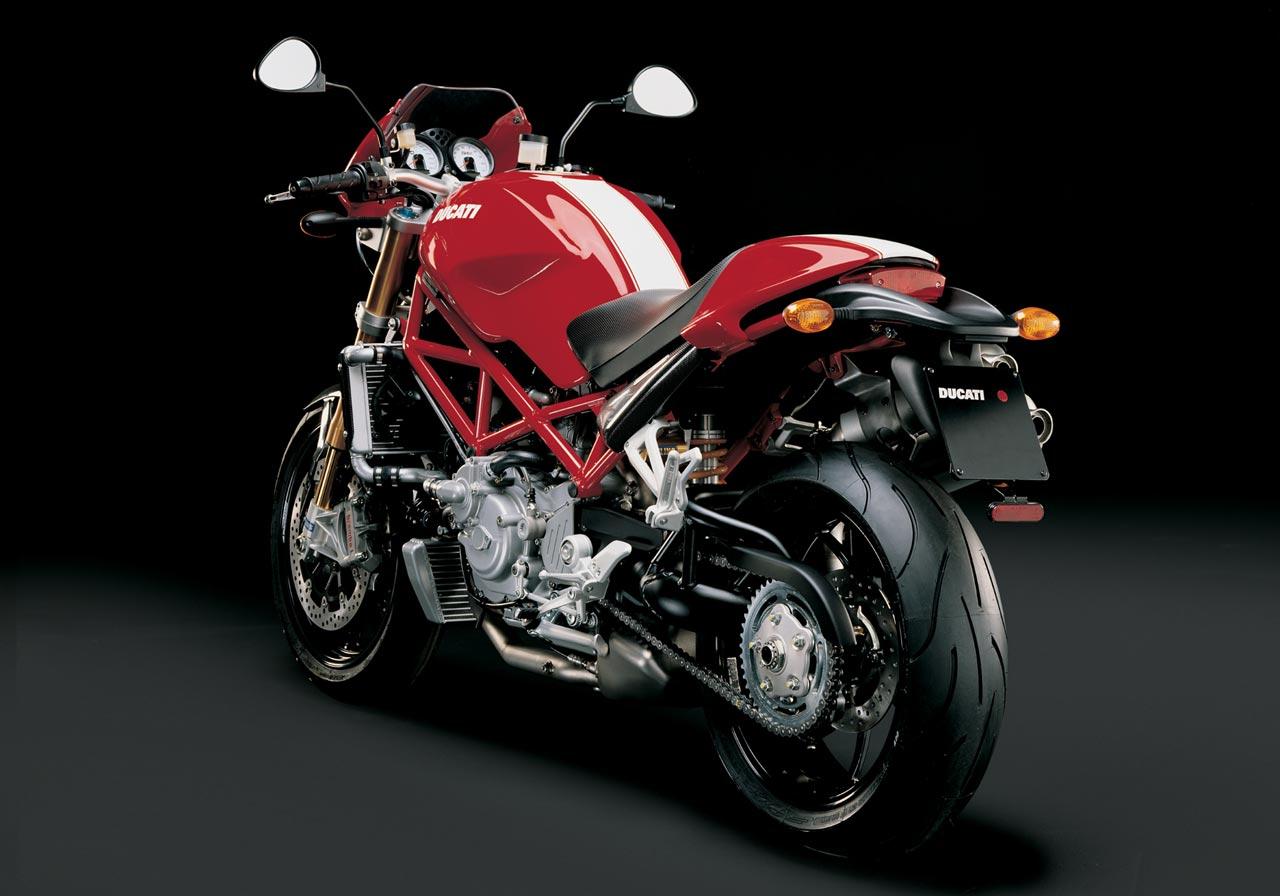 Ducati Monster S4rs 2006 Owner Manual