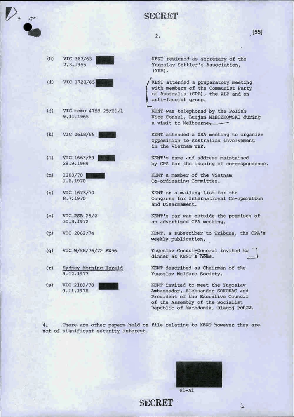 source: ASIO file available in the National Archives of Australia.www.naa.gov.au