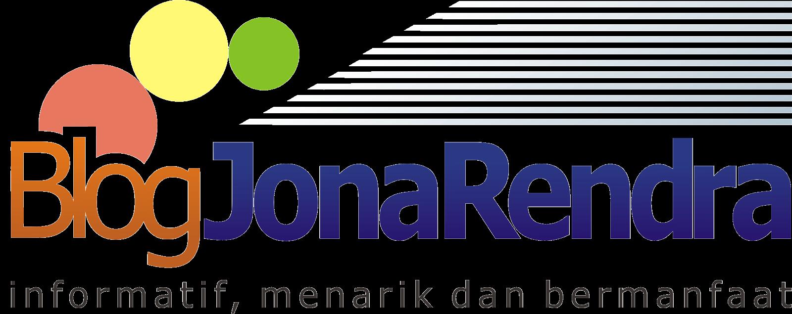 Blog Jona Rendra
