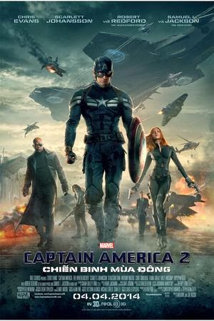 xem phim Chiến Binh Mùa Đông - Captain America: The Winter Soldier