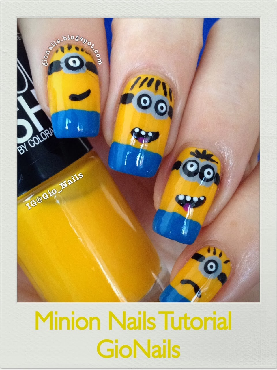 http://gionails.blogspot.be/2014/02/tutorial-minion-nails.html