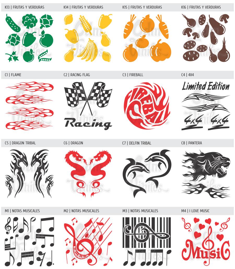 Ploteo vinilo decorativo sticker calco circulos infantil for Sticker decorativos para ninos