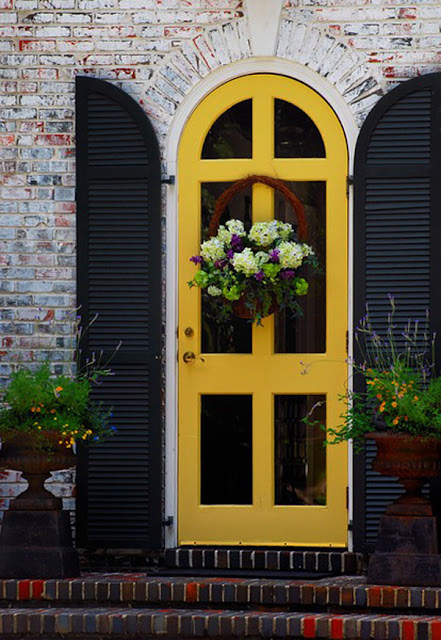 front door design idea